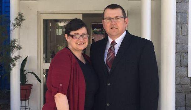 Brent and Rhonda Calhoun